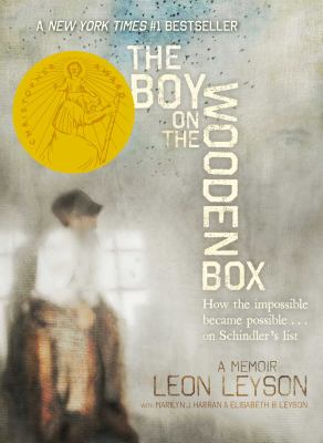 The Boy on the Wooden Box, by Leib Leyson | Wake County